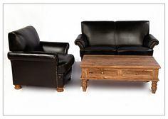 leather sof 2 + 1