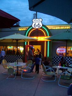 route 66 attractions | Route 66 Restaurant