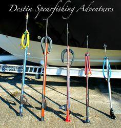 Destin Spearfishing Adventures, Destin Florida | Gallery White Dove Tattoos, Spearfishing Gear, Deep Photos, Destin Fishing, Diving Equipment, Destin Florida, White Doves, Small Boats, Pretty Cool