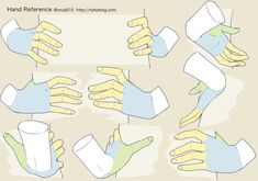 手のイラスト資料集 -Hand Reference & Hato King Hand Illustration Collection -Hand Reference & Hato King The post Hand Illustration Collection -Hand Reference Hand Drawing Reference, Drawing Reference Poses, Anatomy Reference, Drawing Tips, Drawing Tutorials, Painting Tutorials, Drawing Techniques, Drawing Sketches, Drawing Body Poses