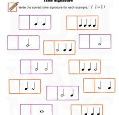 values level music worksheet Music Math, Kindergarten Music, Music Classroom, Music Music, Music Lessons For Kids, Music For Kids, Piano Lessons, Art Lessons, Music Theory Worksheets