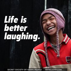 Want more #happiness? Visit Secret Society of Happy People http://www.sohp.com #laugh