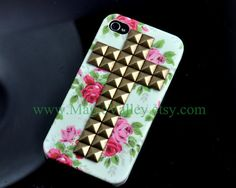 Flower Iphone Case by MagicValley, $12.99