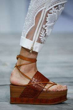 Roberto Cavalli Spring 2015 Ready-to-Wear - Details - Gallery - Look 66 - Style.com