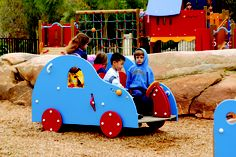 "Kompan Mini Car ""Interacting Children"""