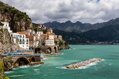 "500px / Photo ""Amalfi"" by Hans Kruse"