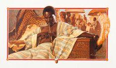 thomas blackshear paintings | Mwana Ngana Ndumba Tembo—Ruler of the Angolan Tchokwe (1840-1880 ...