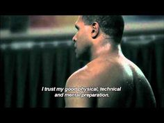 documentary about a blind judo gold medallist