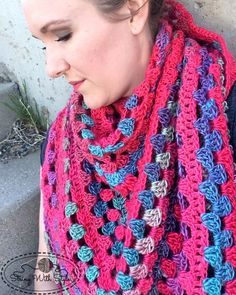 Granny Stitch Triangle Free Crochet Scarf Pattern Scarves are a great way to stay warm on cooler mornings and then they can easily removed when the weather warms up. They are a great statement accessory and I love triangle scarves!!! How about you? This Granny Stitch one is simple, beautiful and great for all experience [...]
