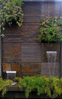 Jardin en pente recherche google jardin pinterest for Recherche architecte paysagiste
