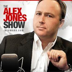 Alex Jones.  infowars.com WaKe Up!