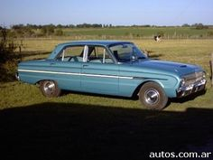 Ford Falcon 30 Deluxe
