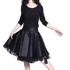 kvinders elegante løs nederdel – DKK kr. 363