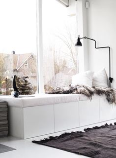 Norwegian home decor. Styling and photo by Elisabeth Heier