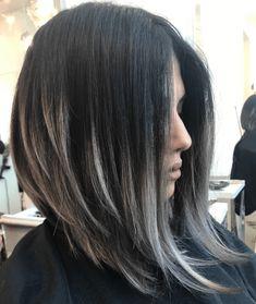 Haircuts For Medium Hair, Haircut For Thick Hair, Medium Hair Cuts, Layered Haircuts, Pixie Haircuts, Thick Hair Styles Medium, Natural Hair Styles, Short Hair Styles, Medium Lengths