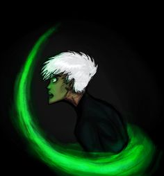 "reck-lace: ""Finally got around to make something else… so here's a sketch of Kane- I mean DANNY PHANTOM. Umm, yeah…. """