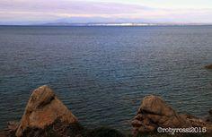 Santa Teresa Gallura... la Corsica è lì - scorci di dicembre