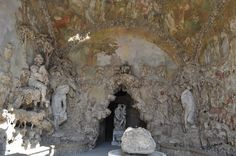 Buontalent Grotto - A large grotto built in the 16th century amidst Florence's famous Boboli gardens - Florence | Atlas Obscura