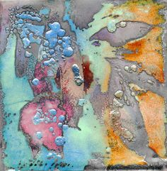 Enamel On Copper Glass Art - Forest Beneath Our Feet by Jude Lobe Enamel Jewelry, Metal Jewelry, Jewelry Art, Jewlery, Copper Art, Copper Glass, Vitreous Enamel, Thing 1, Fused Glass