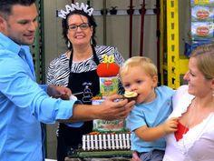 PNJ   9.21.13 Manna Food Pantries 30th Birthday Bash