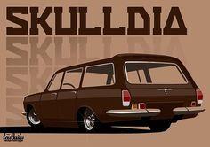 100%™ GAZ Volga 3124-02