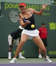 This photo was uploaded by Danny_Victoor. Virtual Lover, Yuri, Maria Sharapova Hot, Micro Skirt, Tennis Players Female, Sports Stars, Sports Photos, Sport Girl, Tennis Racket