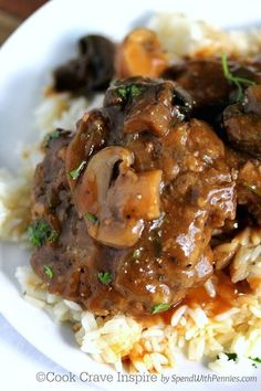 Slow Cooker Salisbury Steak | Here Are 19 Insanely Popular Crock Pot Recipes