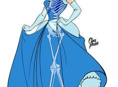 Disney Princess Cinderella Ultimate Xray