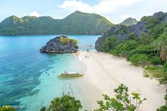 Know the secret lagoon of Matukad Island in Caramoan Philippines that every visitors are talking about.