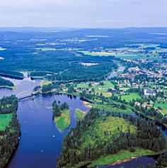 Dala-Järna, Sweden Homeland, Sweden, Sweet Home, River, Spaces, Future, Outdoor, Outdoors, Future Tense