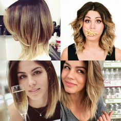Hair goals: Megan Batoon