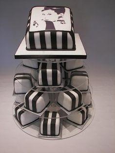 Audrey Hepburn cake ❤❤