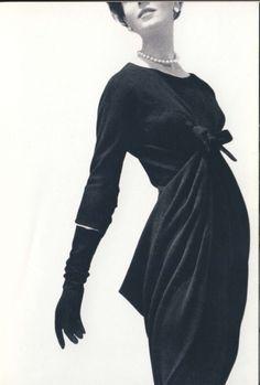 Balenciaga Dress, 1956