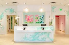 Our newest Lilly Pulitzer store at Coconut Point in Estero, FL.
