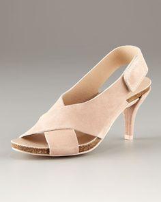 568f5c293c1f Maggie Crisscross Sandal by Pedro Garcia at Neiman Marcus. Pedro Garcia