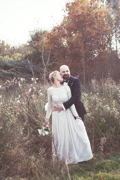 © Andrea Kiesendahl Vintage Wedding, Bride and Groom, Brautpaar, Love