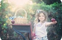 I love this photo.  The light, the little girl, the simpleness of it.