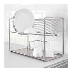 ORDNING Dish drainer  - IKEA