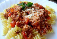 Vynikající oběd za 20 minut z jedné pánve Bologna, Gnocchi, Risotto, Macaroni And Cheese, Treats, Ethnic Recipes, Penne, Ramen, Ground Beef Recipes