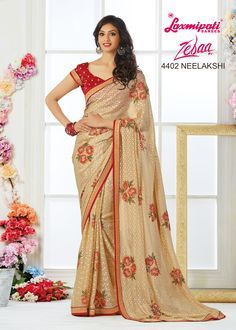 Look Awesome at an Any Occasion By Wearing The Saree. Make A Statement By Donning This Stylish Sarees. Rich in Material and of Pure Ethnic Essence, This Saree Will Be a Collector's Item in Your Fabulous Collection. Get It Now! Price : Rs. 2250/-