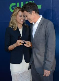 Tea Leoni Dating 'Madame Secretary' Co-Star Tim Daly: David Duchovny Doesn't Care - He's In Love With Gillian Anderson
