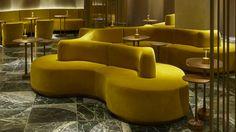 Yabu Pushelberg спроектировали новый бутик-отель в Лондоне. The Londoner .