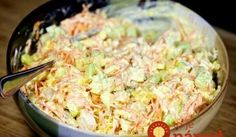 Recepty - Strana 16 z 44 - Vychytávkov Low Carb Recipes, Cooking Recipes, Healthy Recipes, Czech Recipes, Ethnic Recipes, Salty Foods, Blue Food, Cabbage Salad, Food Humor