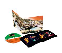 Led Zeppelin Houses of the Holy CD-Elusive Disc