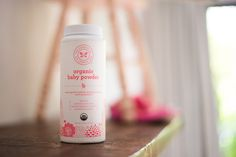 Buy organic baby powder from The Honest Company. Our talc-free organic powder naturally absorbs moisture & soothes & calms skin for happy, healthy bums.