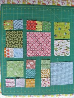 Learn this quilting method in a Workshop or create something unique with it in an Open Studio My Scrappy Sunshine quilt is about a quarter there.  I'm randomly piecing it using a method I call 'Magic Numbers.' Magic Numbers are perfect for designing your own quilts, pattern free, especially if you're not quite ready to improvisationally free piece or figure...Read More »