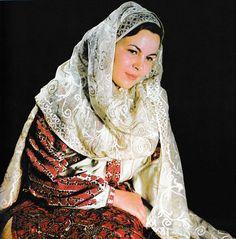 Arges, Muntenia (Wallachia) Folk Costume, Costumes, Ethnic Diversity, Traditional Dresses, Romania, Textiles, Hats, Moldova, Turbans