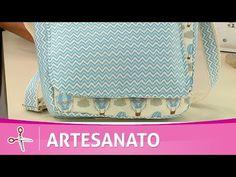 Vida com Arte | Bolsa Anita Catita baby por Renata Avian - 14 de dezembro de 2016 - YouTube