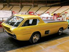 Dodge Deora in various shows Weird Cars, Cool Cars, Car Camper, Campers, Dodge Muscle Cars, Engin, Hot Wheels Cars, Dodge Trucks, Custom Vans