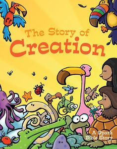 The Story Of Creation A Spark Bible